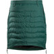 SKHoop W's Short Down Skirt Forest Green